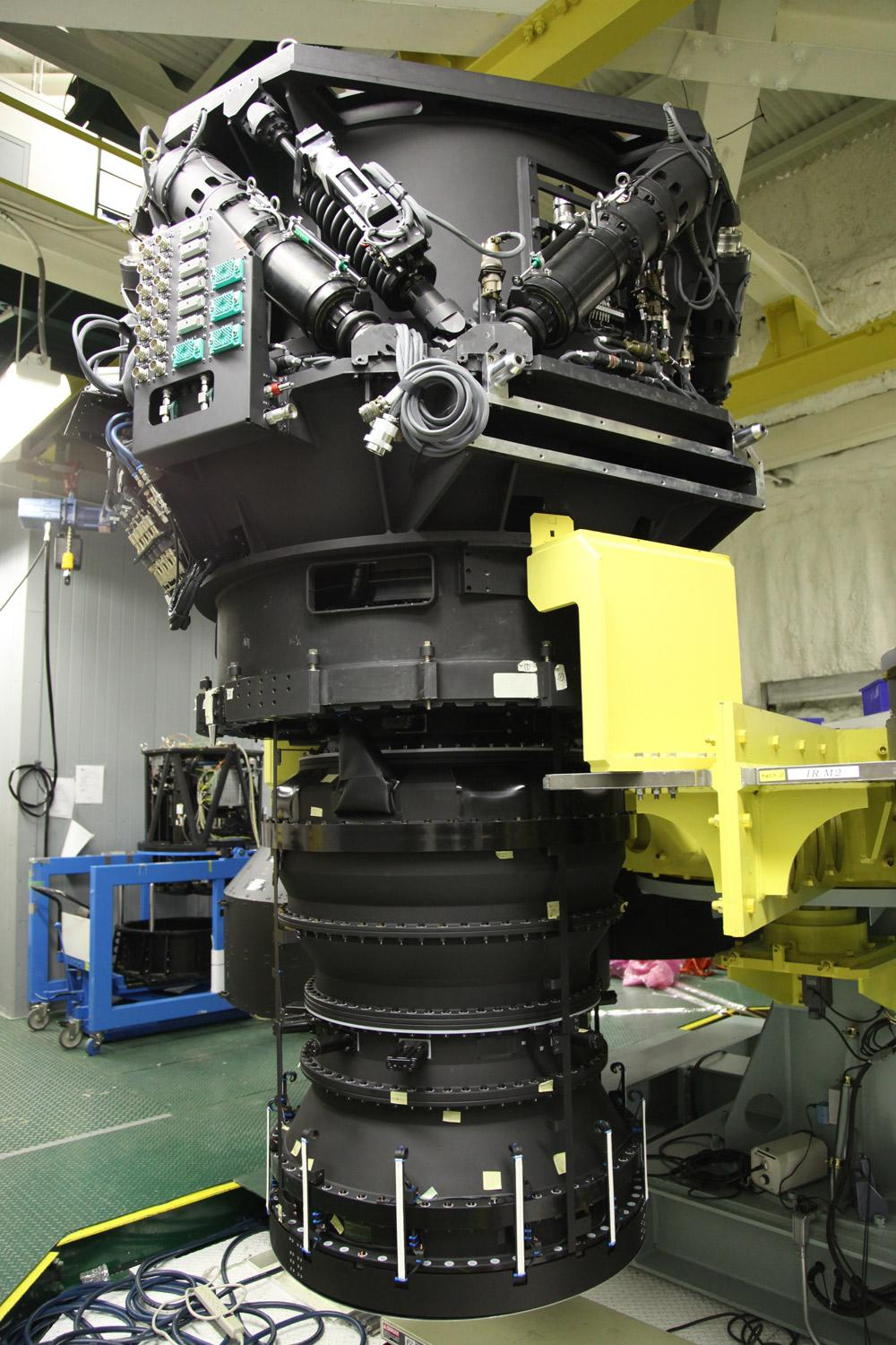 Hyper Suprime-Cam Ushers in a New Era of Observational Astronomy Figure