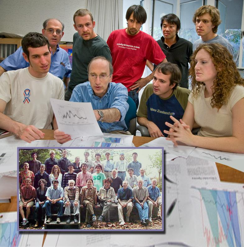 The Role of Subaru Telescope in Supernova Research: A Q and A Interview with Nobel Laureate Saul Perlmutter Figure