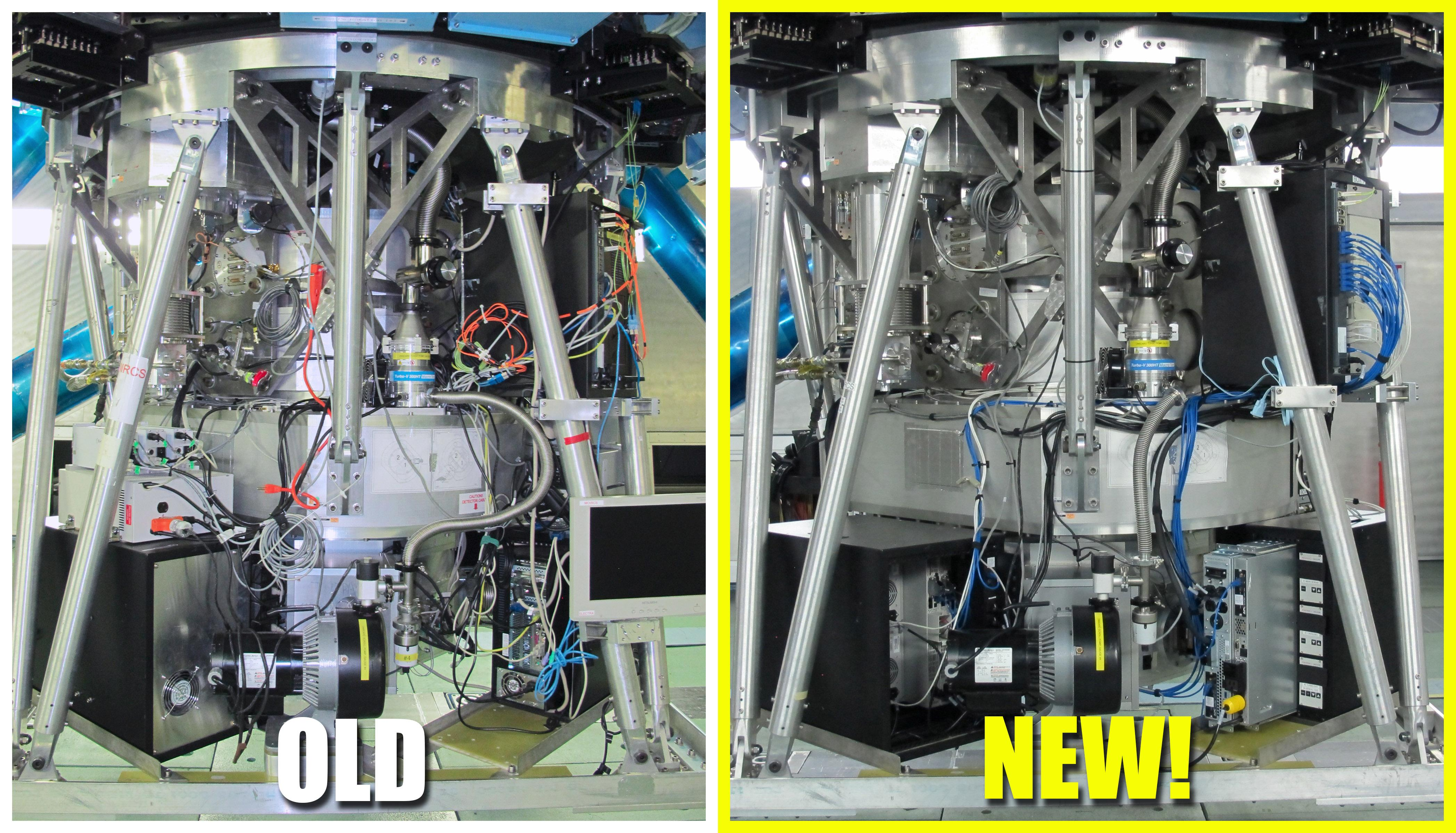 Upgraded MOIRCS Instrument Achieves New Year's Resolution - Better Images Figure4