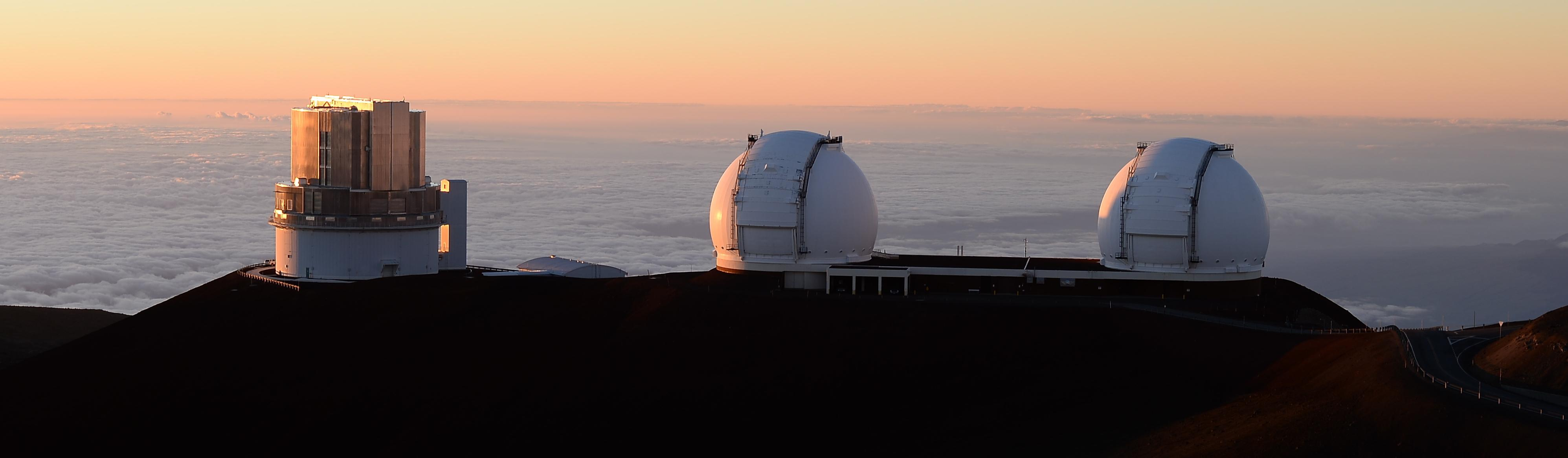 Telescopes on Maunakea Are Front-runners in the Quest for Planet 9 Figure