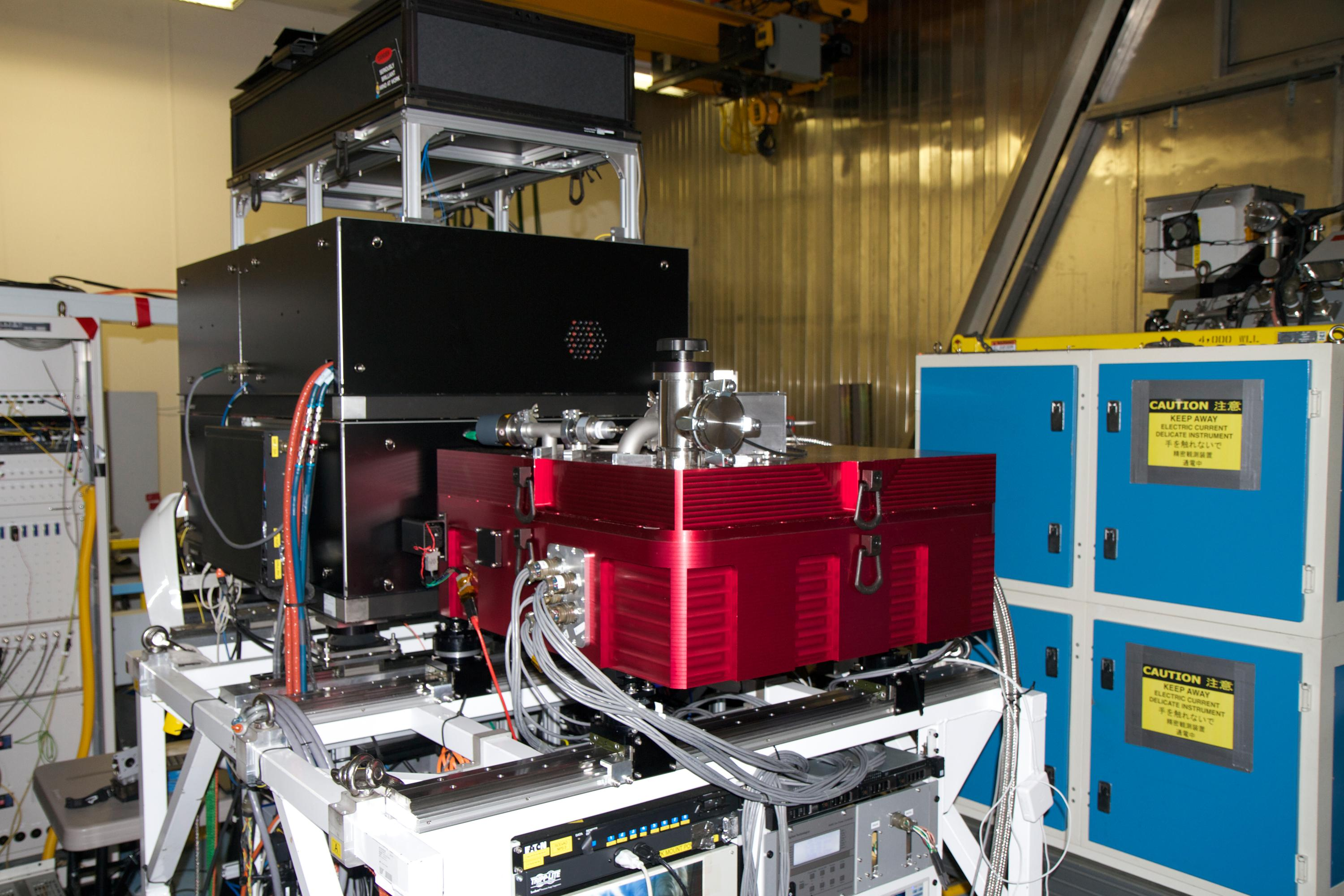 New Detective Instrument Captures Chemical Signatures of Planets Figure2