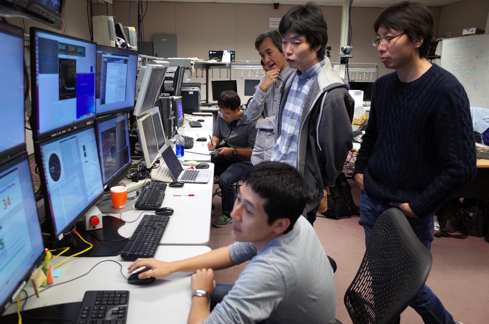 Subaru Telescope's Prime Focus Camera Suprime-Cam Takes Its Final Data Figure2