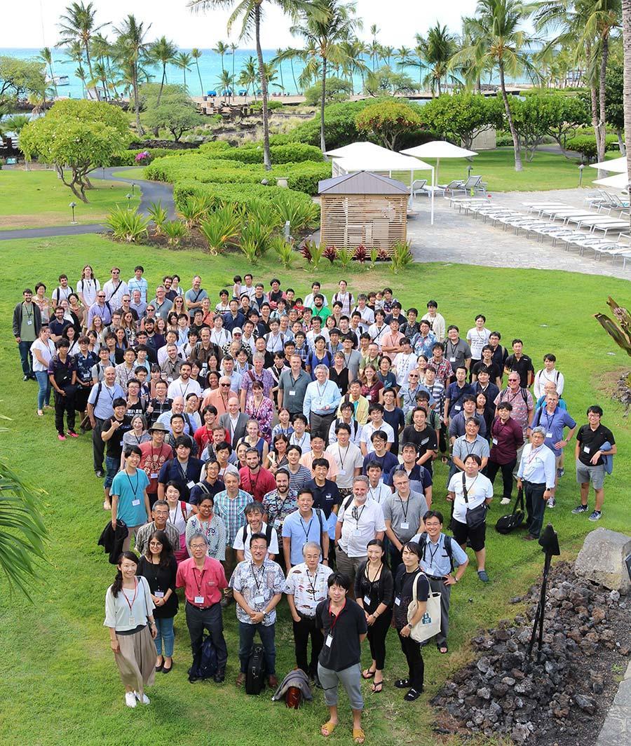Summary of Subaru 20th Anniversary Symposium Figure