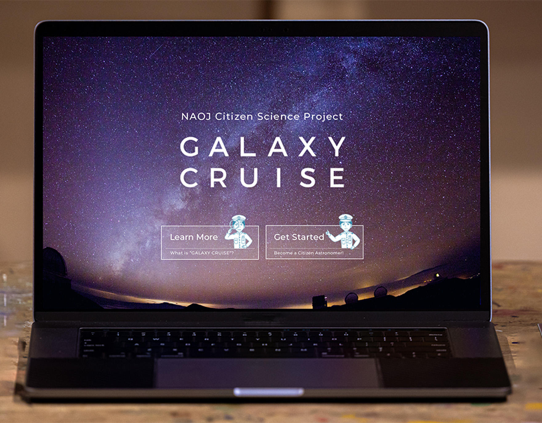 GALAXY CRUISE -- Your Galactic Journey as a Citizen Scientist Figure2