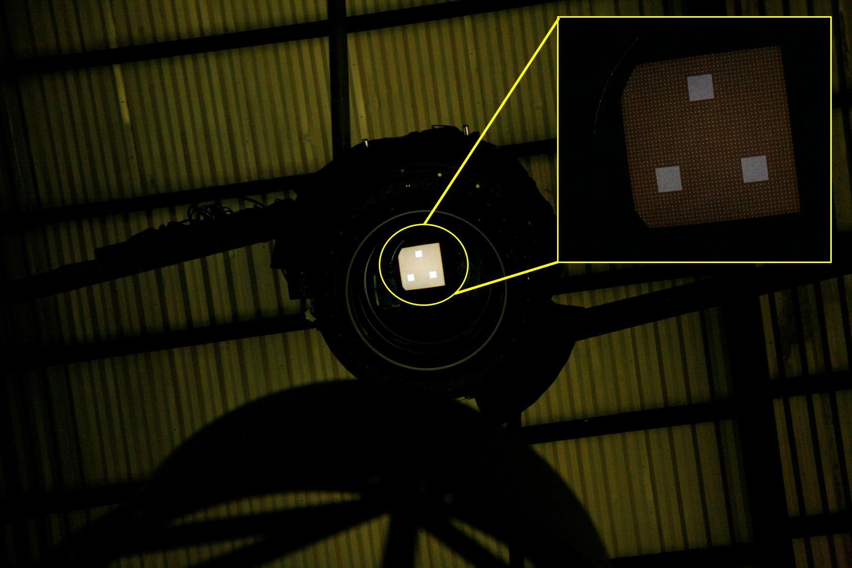 Successful Engineering Trial of Metrology Camera at Subaru Telescope Figure2
