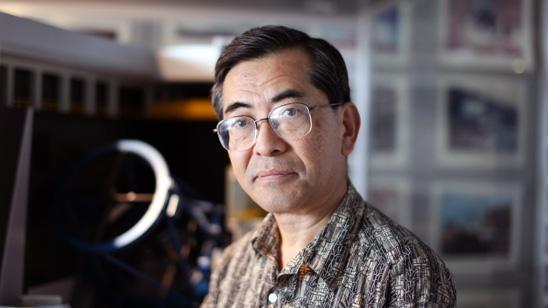 2013 Japan Academy Prize Awarded to Professor Masanori Iye Figure
