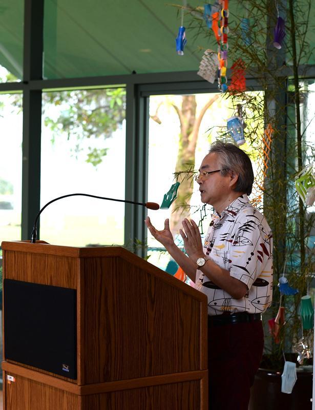 Organizations Collaborate for a Tanabata Star Festival at Subaru Telescope Figure
