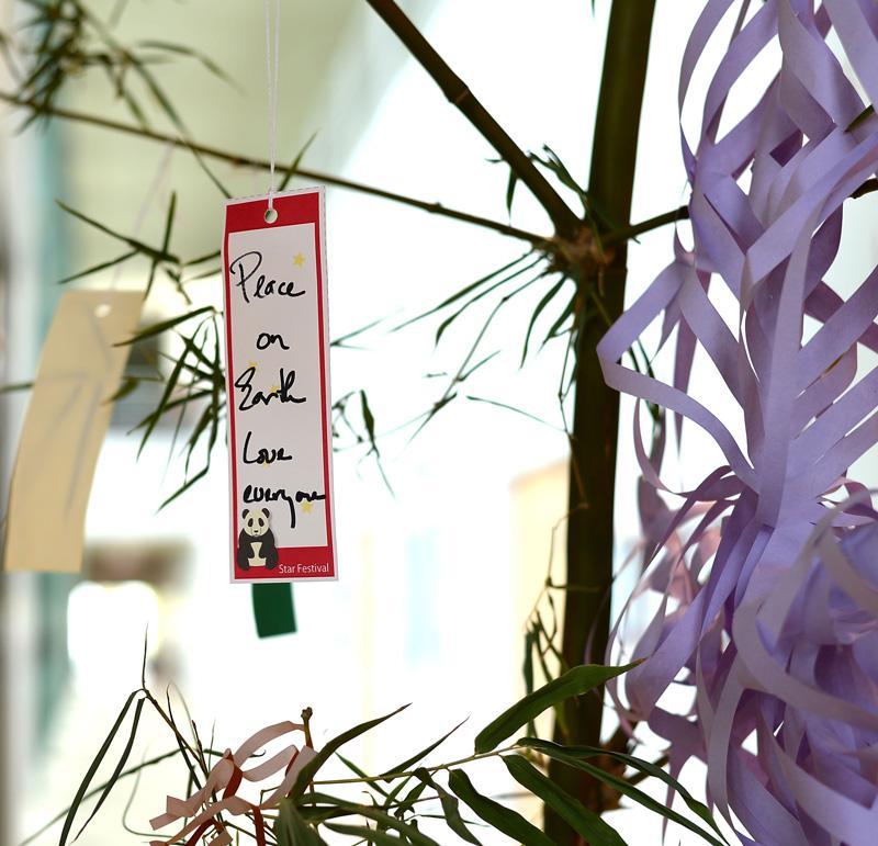 Organizations Collaborate for a Tanabata Star Festival at Subaru Telescope Figure2