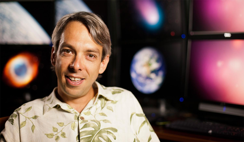 Subaru Telescope Astronomer Olivier Guyon Receives Prestigious MacArthur Fellowship Figure