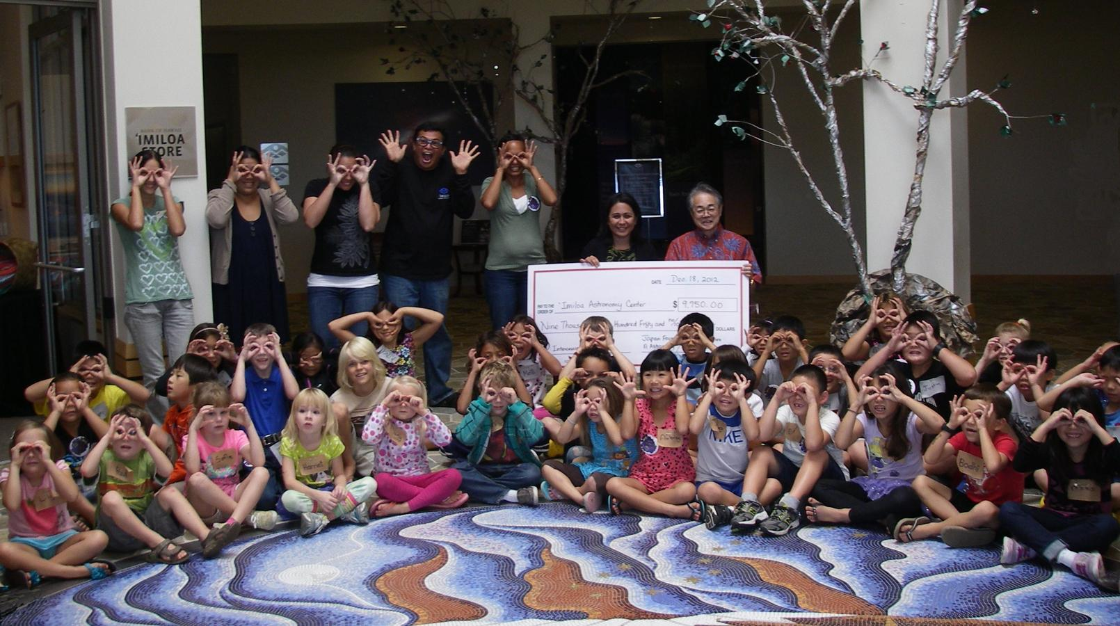 Support from JFPA Makes Camp 'Imi-Possible a Reality Figure