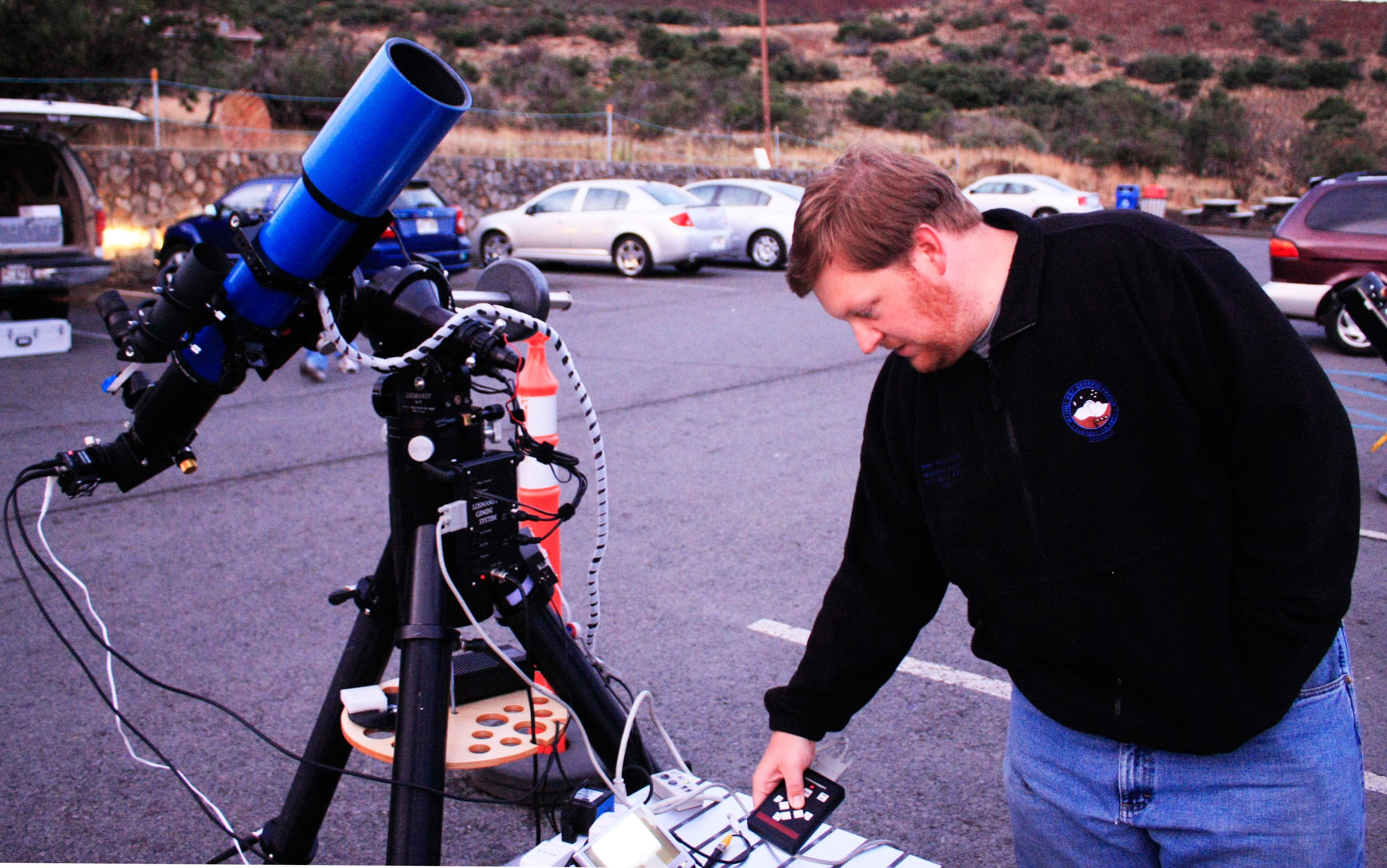 Volunteering at the Visitor Information Station: The Human Face of Astronomy Figure3
