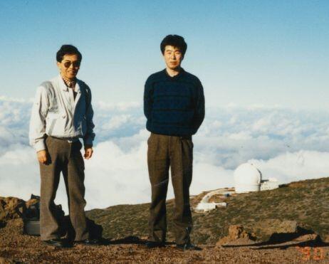 Memorial Tribute to Prof. Naruhisa Takato Figure2