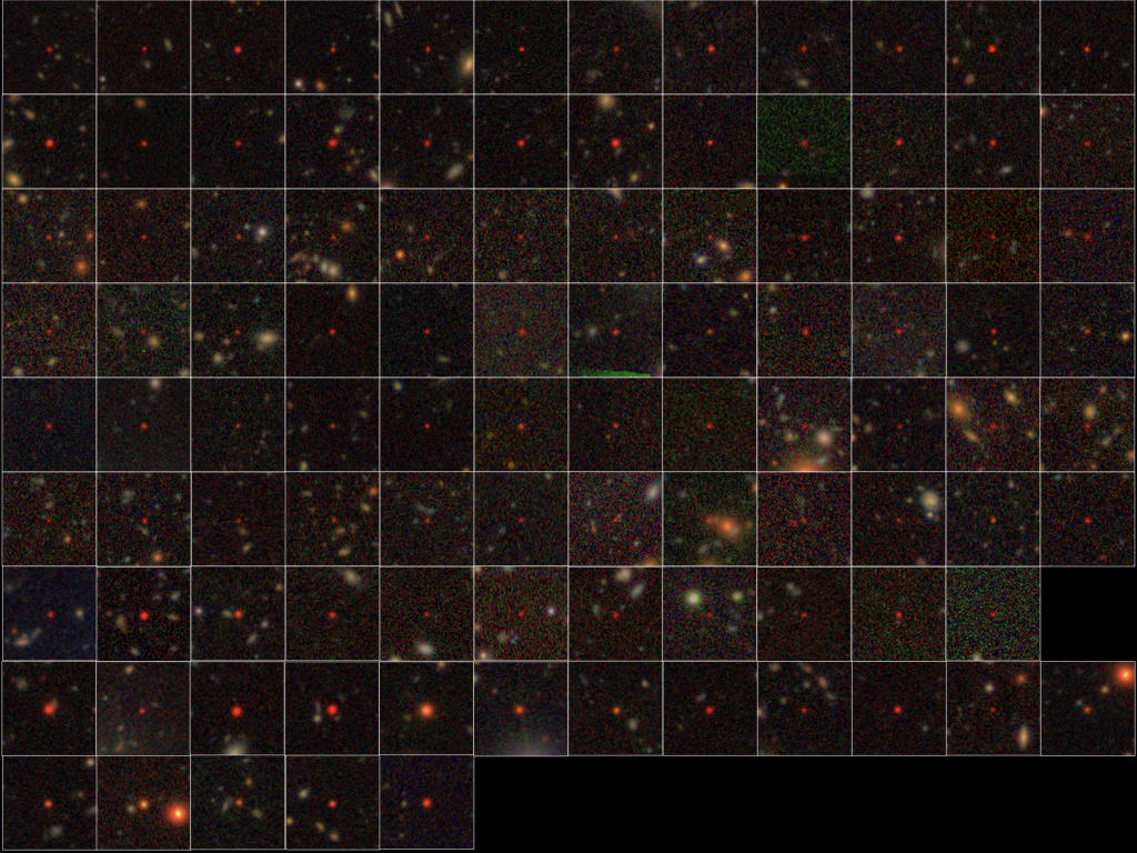 Astronomers Discover 83 Supermassive Black Holes in the Early Universe Figure3