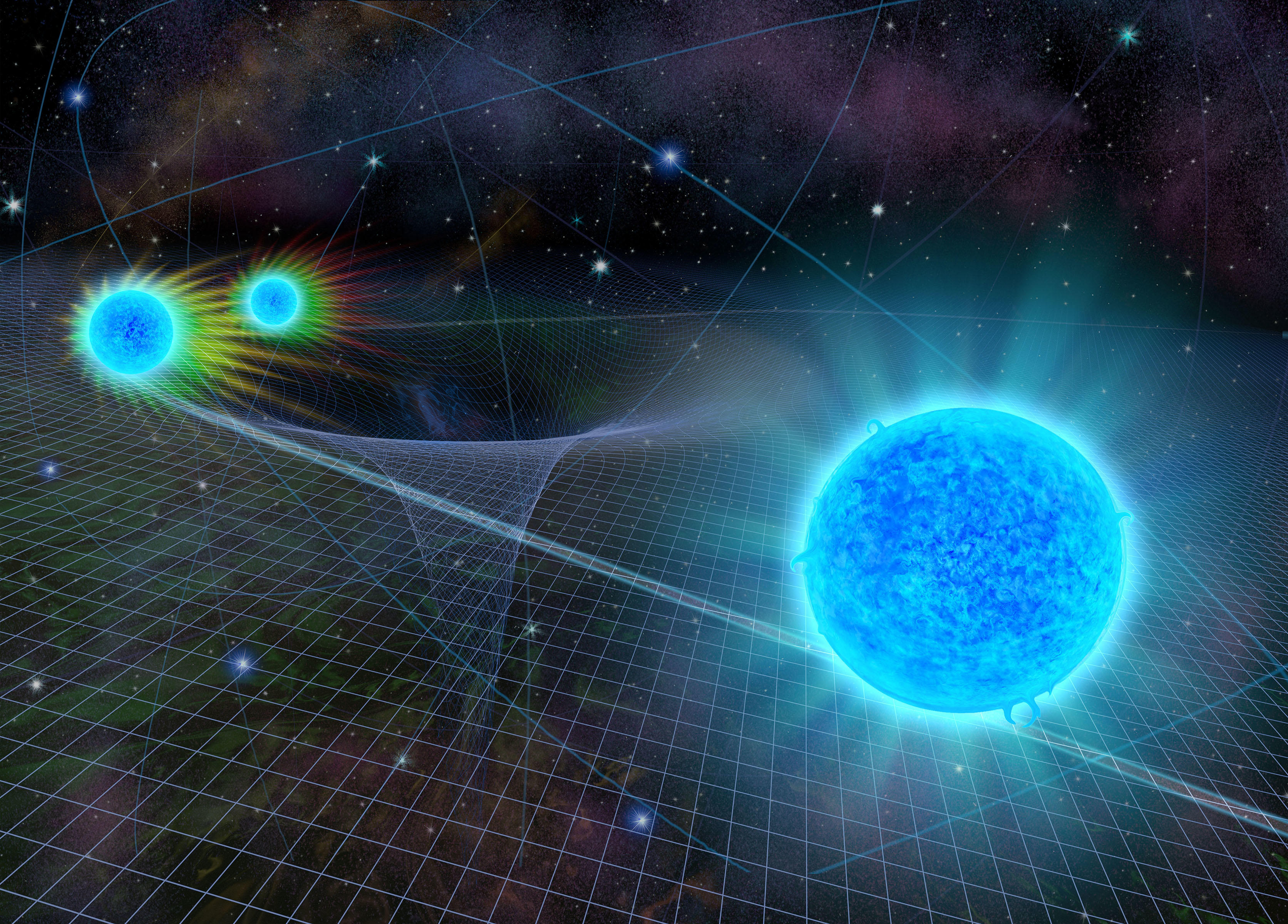 Einstein's General Relativity Theory Is Questioned But Still Stands 'For Now,' Team Reports Figure1