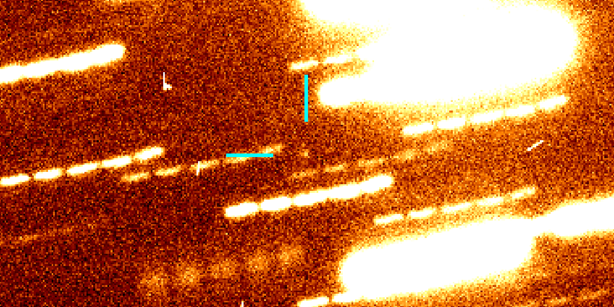 The Subaru Telescope Photographs the Next Target Asteroid for Hayabusa2 Figure1