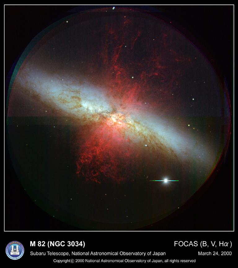 Shedding Light on the Power of M82's Superwinds Figure3