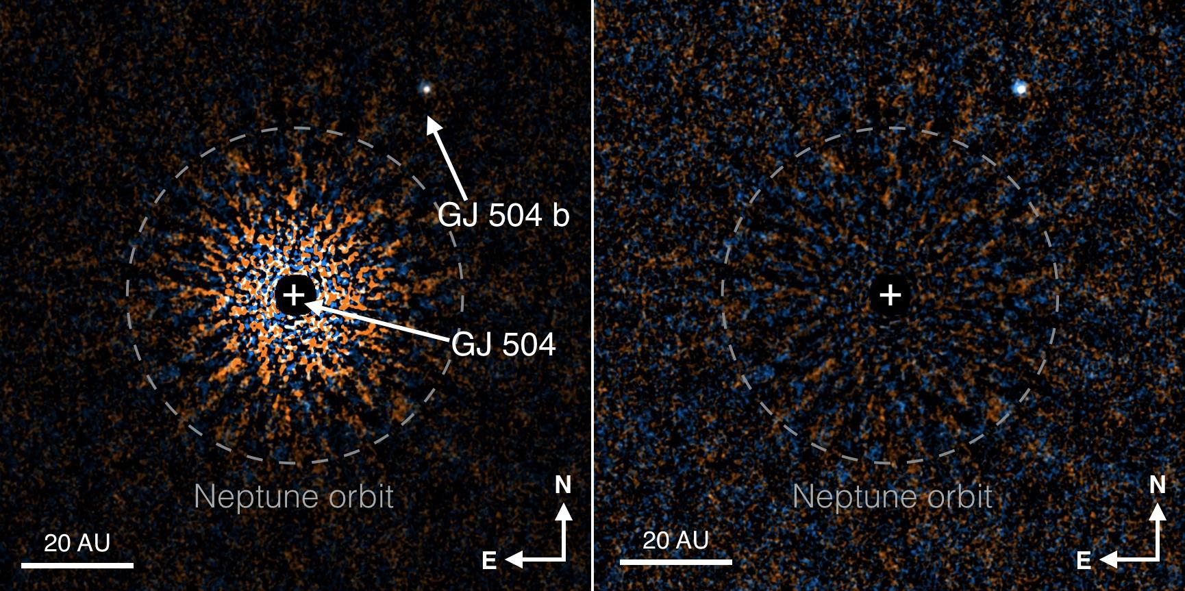 Subaru Telescope's Imaging Discovery of a Second Jupiter Shows the Power and Significance of the SEEDS Project Figure1