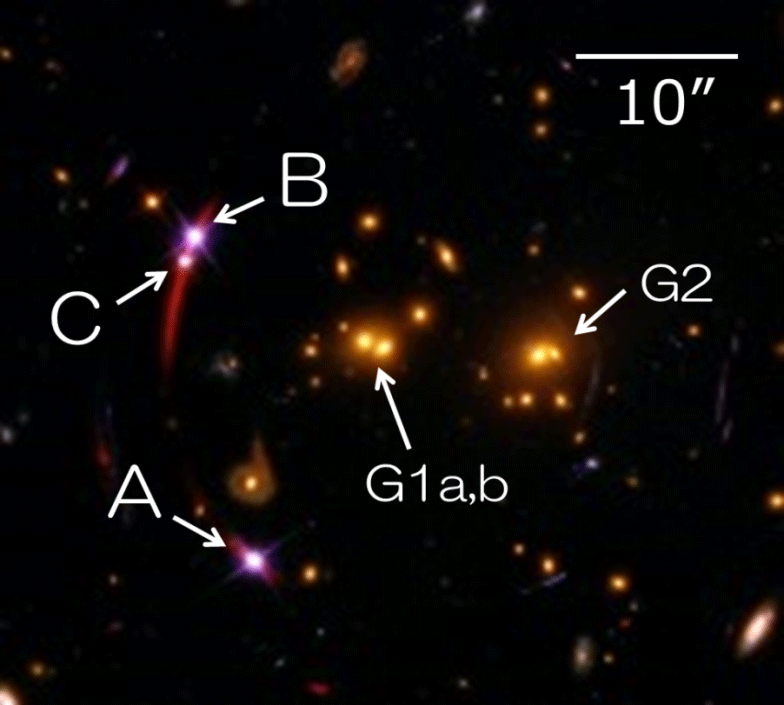 3-D Observations of the Outflow from an Active Galactic Nucleus Figure3