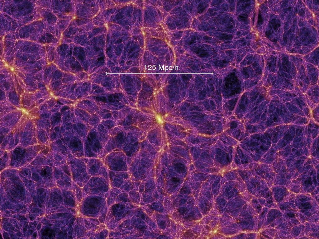 It's Filamentary: How Galaxies Evolve in the Cosmic Web Figure1