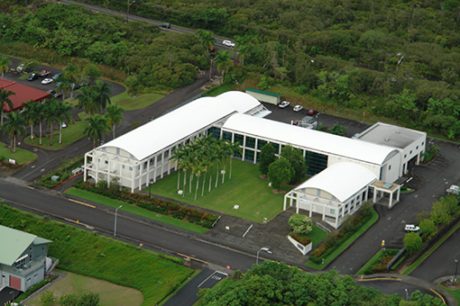 Aerial View of the Hilo Office