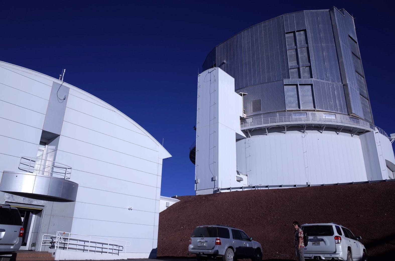すばる望遠鏡観測室からの「実況」ツイートまとめ 図4