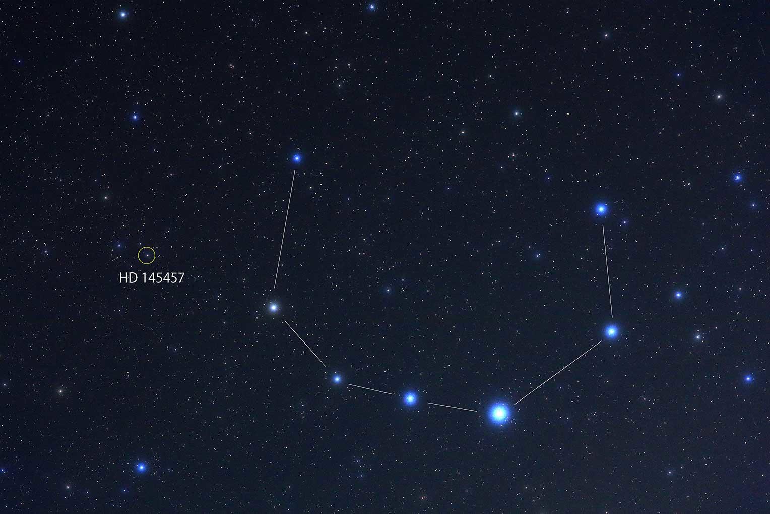 すばる望遠鏡で発見された太陽系外惑星系に「カムイ」「ちゅら」という名前 図