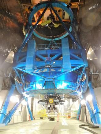 宇宙ライター林公代の視点 (10) : 望遠鏡を支える舞台裏 その1 図4