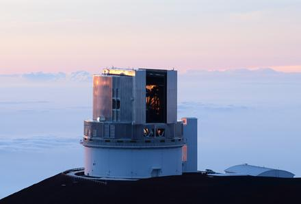 Graduate students observation program at Subaru Telescope Figure