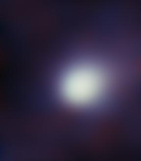 【速報】すばる望遠鏡が捉えたアイソン彗星 図