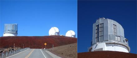 宇宙ライター林公代の視点 (10) : 望遠鏡を支える舞台裏 その1 図