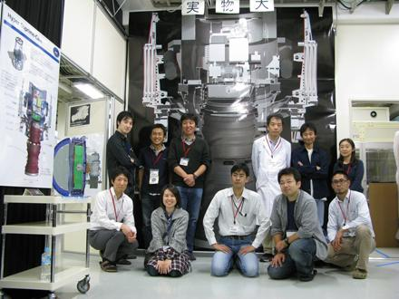 HSC 開発チームに平成27年度科学技術分野の文部科学大臣表彰 図2