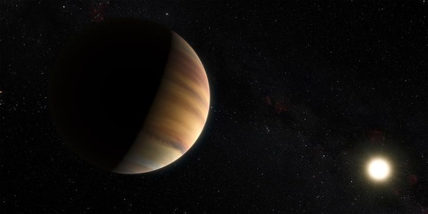 宇宙ライター林公代の視点 (1) : 系外惑星、直接観測への挑戦 図