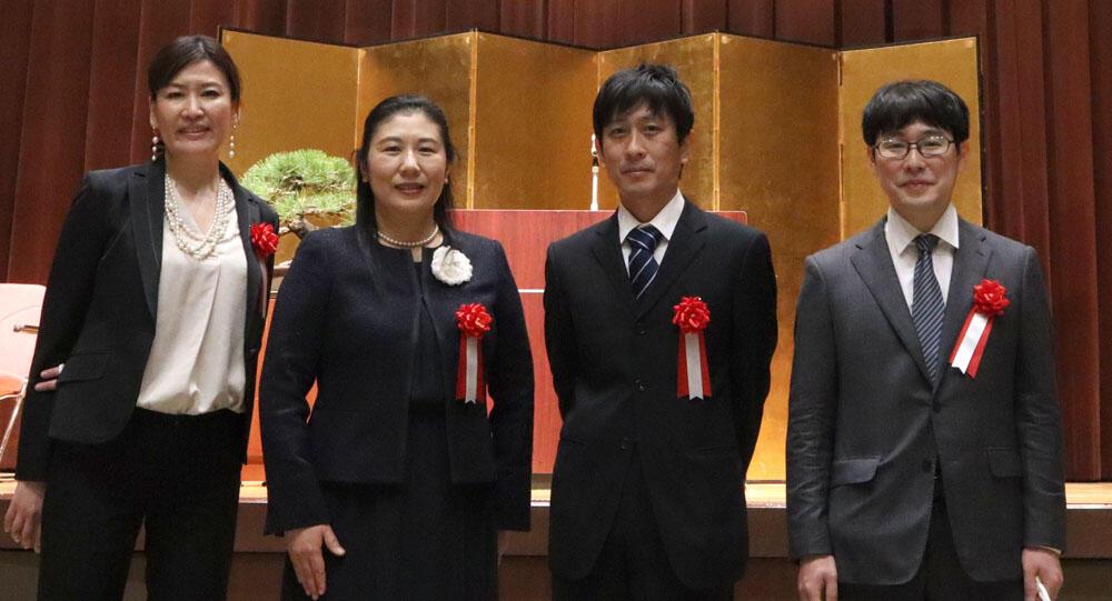 「GALAXY CRUISE」のメンバーが、文部科学大臣表彰の科学技術賞を受賞 図