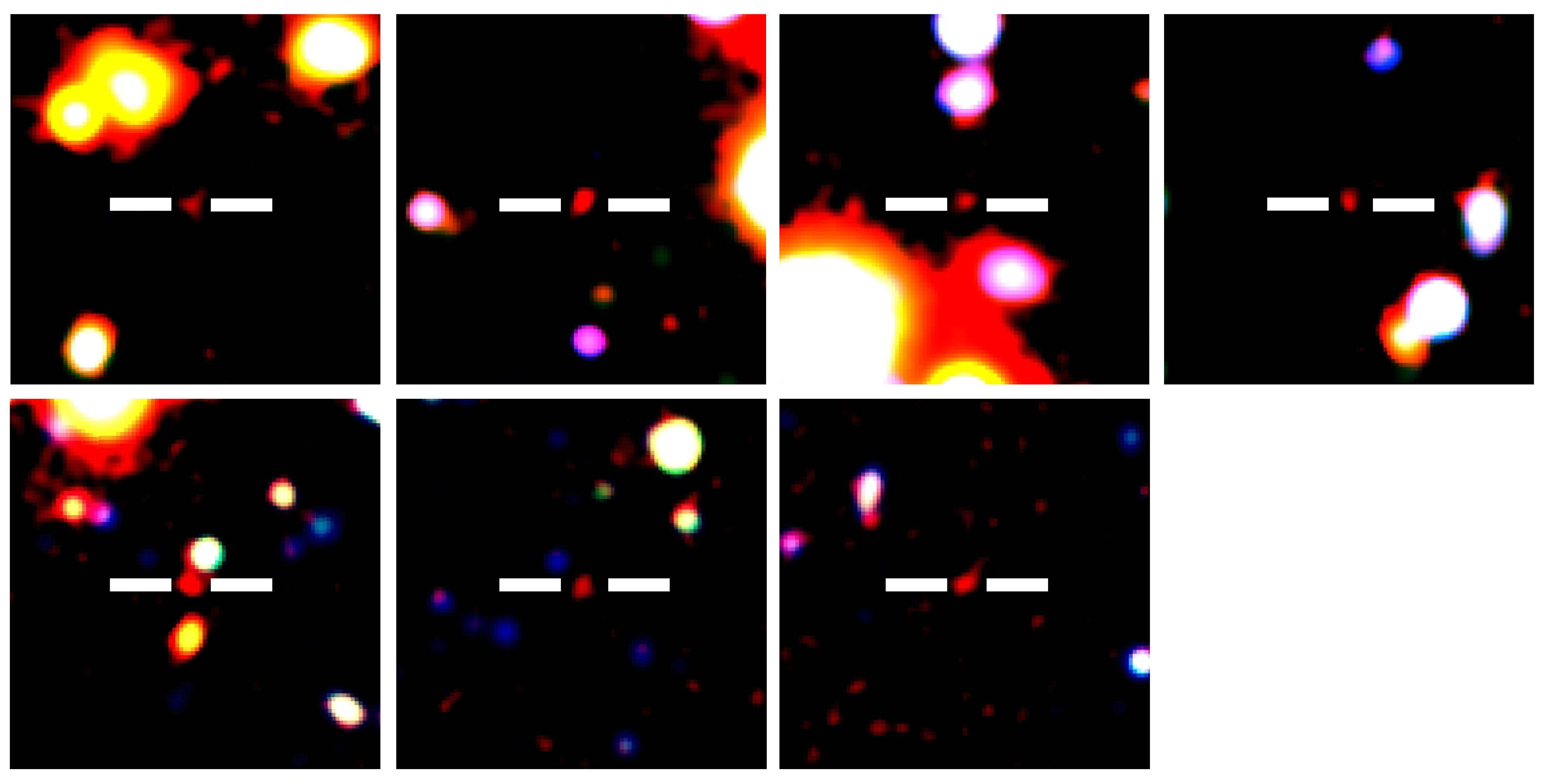 Subaru Telescope Detects Sudden Appearance of Galaxies in the Early Universe Figure1